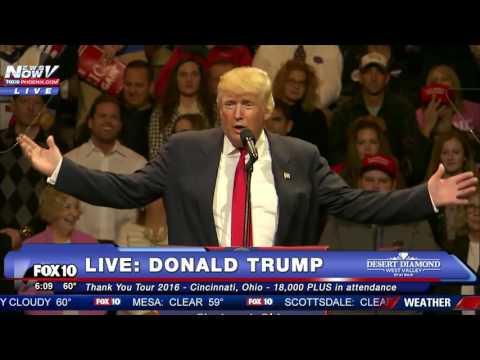 "DONALD TRUMP Calls Out ""Dishonest Media"" BIG TIME - FNN"