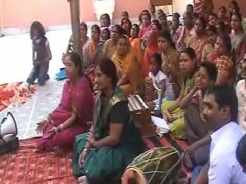 Sahaj Yoga--  Meditation at Ranchi (Centre) & Visit to Kodarma  24 03 11