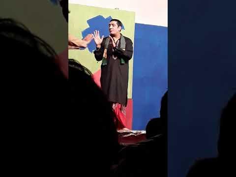 ZAFRI KHAN with NIDA CH. IN MOTI MEHAL THETER RAWALPINDI