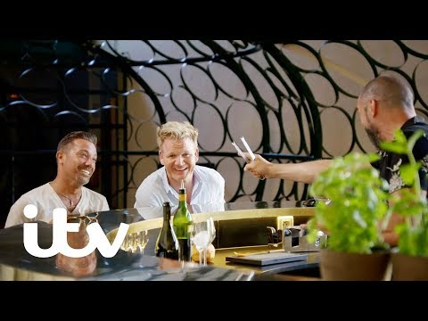 Gordon, Gino and Fred: Road Trip | All The Laughs! | ITV