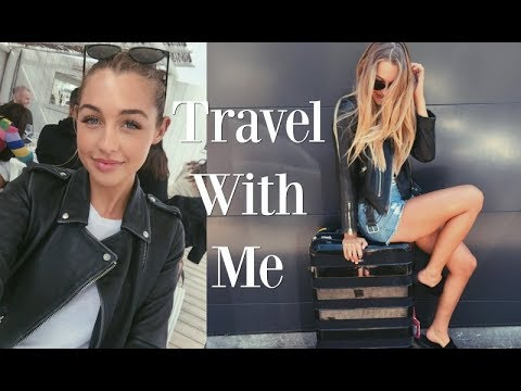 Come Travelling With Me | Carry on Essentials