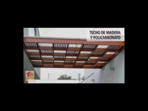 Vote no on : ¿cómo instalar un techo de policarbonato