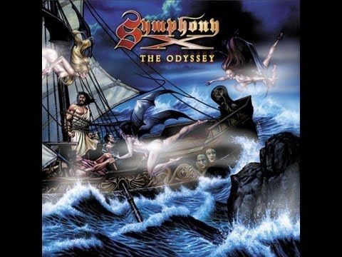 Symphony X - The Odyssey Lyrics