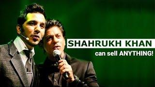 SHAHRUKH KHAN can sell ANYTHING! | Nitin Mirani | Comedy Munch