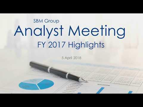 SBM Analyst Meeting