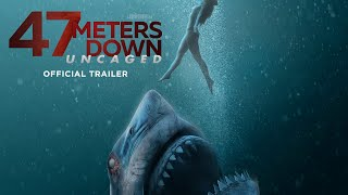 47 Meters Down: Uncaged - Official Teaser/ 47 Metre : Fragman