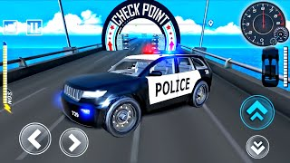 DEADLY RACE Speed Car Bumps Challenge - Driver Police Car 3D Simulator - Android GamePlay