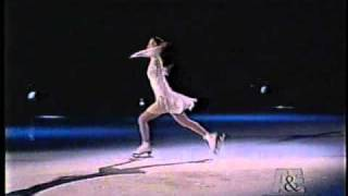 Kristi Yamaguchi  Bridge Over Troubled Water  1999 2000 SOI