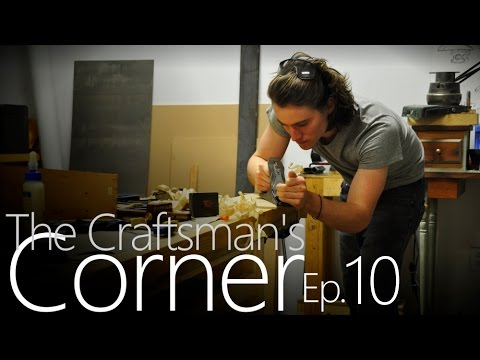 Craftsman's Corner Ep. 10 - Very LONG! Projects, Plans, Q & A!