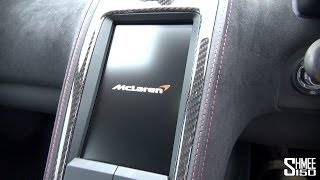 McLaren 12C IRIS Android System Upgrade - Overview