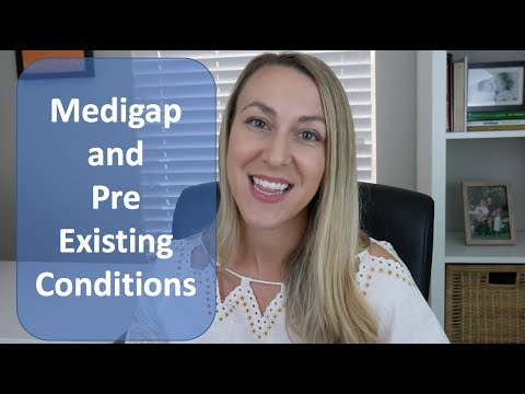 Medicare Supplements And Pre Existing Conditions - Must Watch!