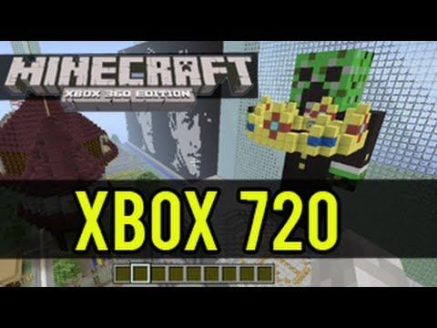 Minecraft Xbox One - YouTube