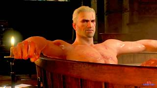 The Witcher 3 Wild Hunt Sexy Yennefer Naked - Sexy Game Must Play 18+ HD 1080p