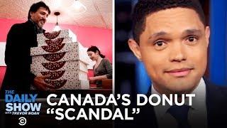 Justin Trudeau's Doughnuts, Tinder's New Updates & Steve Mnuchin vs. Greta Thunberg | The Daily Show