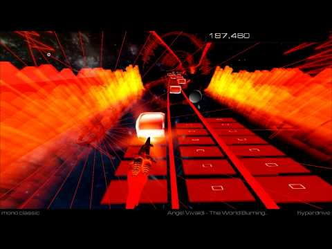 [AudioSurf 2] Angel Vivaldi - The World Burning Around Me