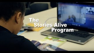 Helping Children with Incarcerated Parents: The Stories Alive Program