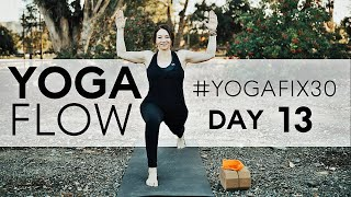 Total Body Vinyasa Flow Day 13 With Fightmaster Yoga