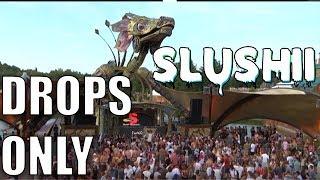 Slushii - Drops Only Tomorrowland 2017
