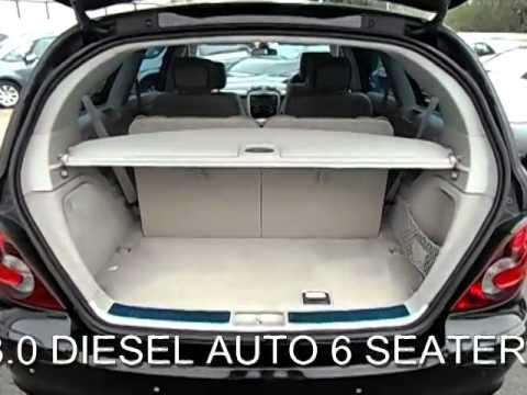 MERCEDES R CLASS R320L CDI SPORT 3.0 DIESEL AUTO 6 SEAT ESTATE