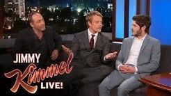 """Iwan Rheon, Michael McElhatton & Alfie Allen Talk """"Game of Thrones"""""""