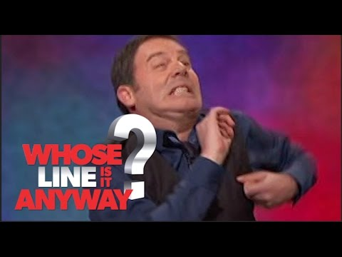 Brad Sherwood Best Bits - Whose Line Is It Anyway? US