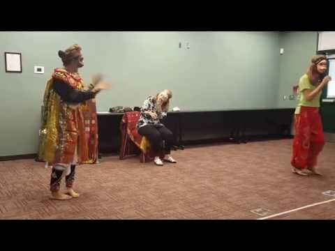 Balinese Mask Dancing @ Safety Harbor Public Library