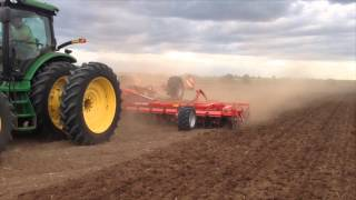 HORSCH: Joker 8HD movie with Muddy River Agricultural