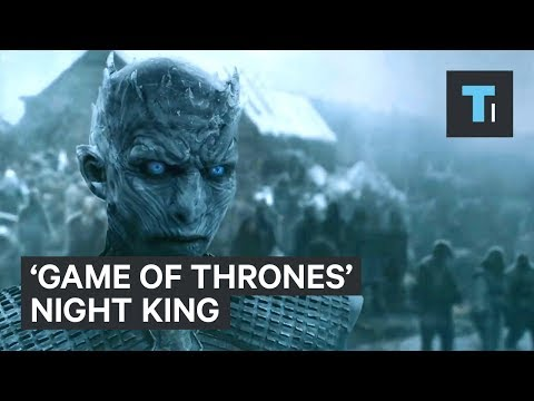 The Night King on 'Game of Thrones' explained