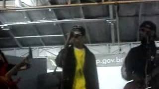 Random project / Projeto A - Barairo no sekai || PIERROT cover (ao vivo Giro Cultural 04/06/11)
