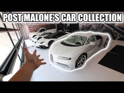 I Bought a Supercar from POST MALONE!