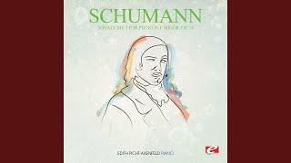 Sonata No. 3 for Piano in F Minor, Op. 14: II. Scherzo: Molto comodo