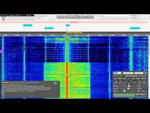 [MW] 981 kHz - CNR1, Shenzhen - top of hour, June 26 2017 14:00 UTC