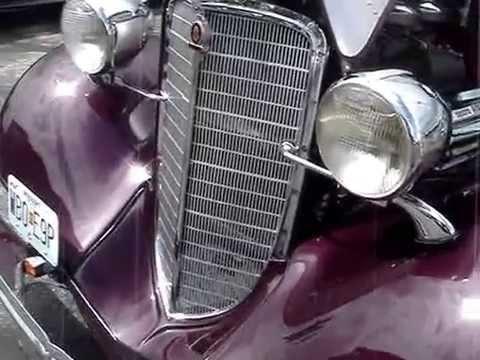 LAFAYETTE TWO DOOR SEDAN PRODUCT OF NASH YouTube - Antique car show lafayette la