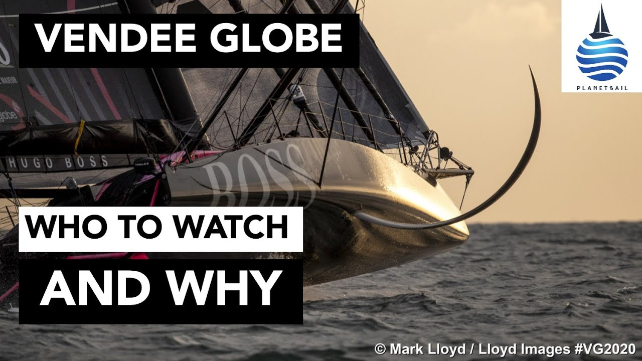 Matt Sheahan S Vendee Globe Video Guide Who To Watch Out For And Why Yacht Racing Life