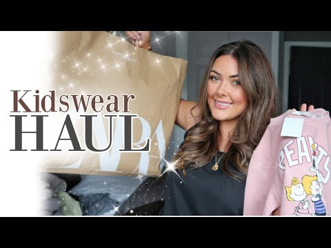 H&M & Zara Kids Clothing Haul | *NEW IN*