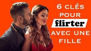 flirter définition français