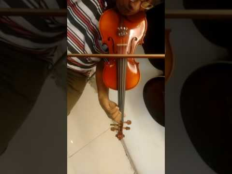 Violin Telugu Bahubali song