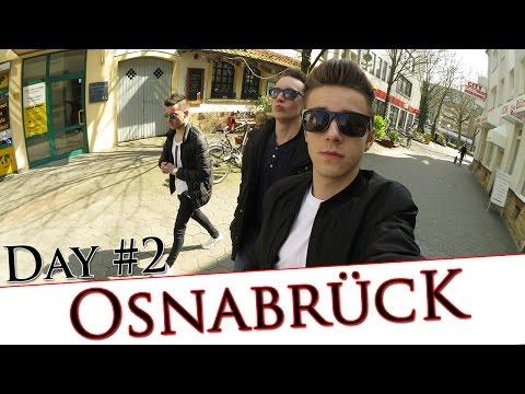 Osnabrück DAY #2 - Lustiger Vlog | Beatbox im Saturn ?
