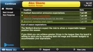 free psp game football manager handheld 2013