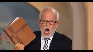 Jim Bakker: Climate Change Is a Lie for People to Deny End Times.