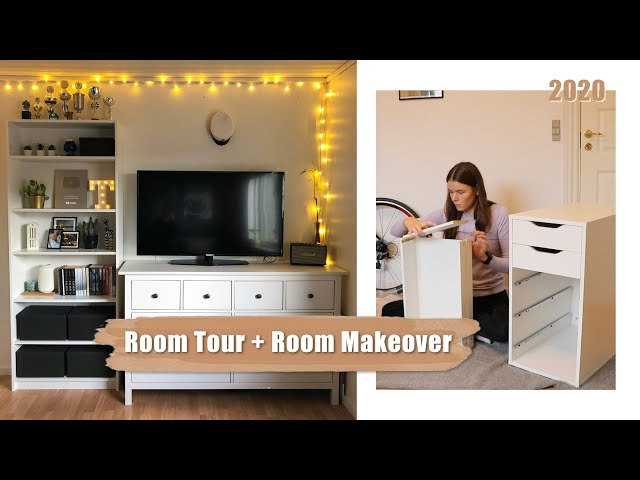 Room Tour + Room Makeover 2020! ✨