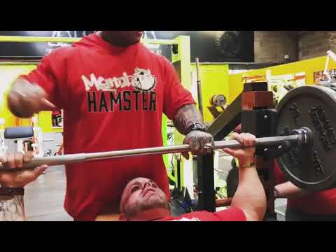 Aarron Lambo / Lee Priest - DROP-SETS are key to building a quality physique over time