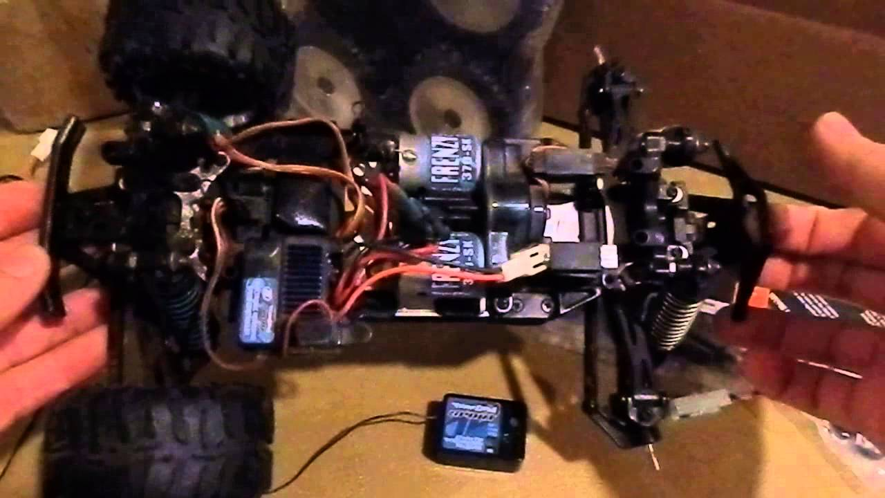 hight resolution of team losi mini lst rc car truck restoration project part 1 youtube rh youtube com ruger mini 30 parts diagram 2012 mini countryman parts diagram