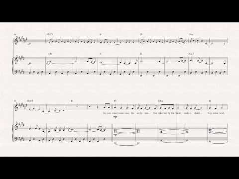 Clarinet - Raise 'Em Up - Keith Urban Ft Eric Church -  Sheet Music, Chords, & Vocals