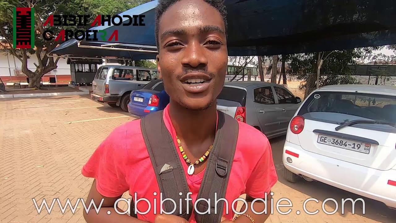 Dameh Lomotey Asako (Afrikan Combat Capoeira) Testimonial