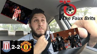 Man Utd 2-2 Stoke City, POST MATCH RANT FROM SNACKS!!