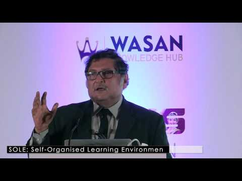 EducationWorld Expert Keynotes - Sugata Mitra