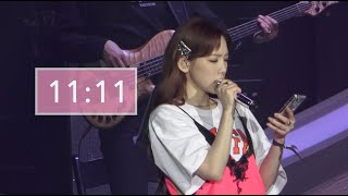 Gambar cover Taeyeon - 11:11 - The Unseen Concert in Seoul day 3 (200119)