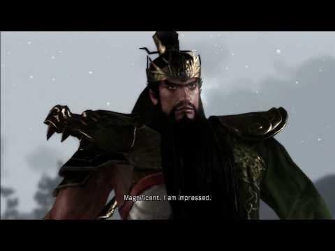 Dynasty Warriors 7: XL - Wei Story Mode 3 - Anti-Dong Zhuo Coalition