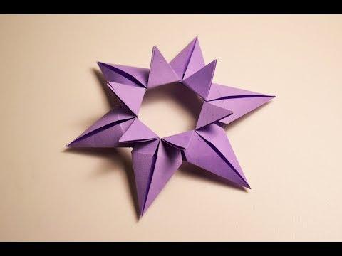 Origami Star | Modular Paper Star | Paper Craft